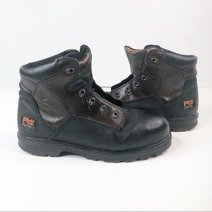 "Men's Timberland Pro 6"" Steel Toe Work Boots"